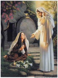 Jesus appears to Mary Magdalene (John 20:11-18)