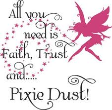 Faith Trust & Pixir Dust