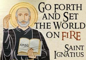 Go Forth Ignatius